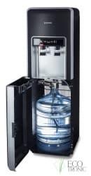 Кулер для воды Ecotronic P5-LXPM black с нижней загрузкой бутыли