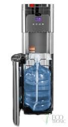 Кулер для воды с нижней загрузкой бутыли Ecotronic C11-LXPM chrome