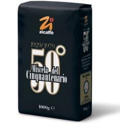 Кофе зерновой Zicaffe Cinquantenario