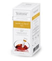 Чёрный чай с ароматом тропических фруктов в стиках Teatone