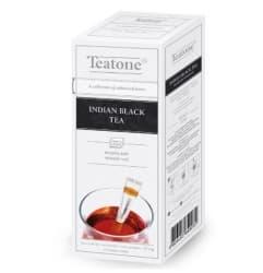 ЧЕРНЫЙ ЧАЙ в стиках Teatone