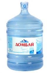 Вода для кулера Домбай Ульген