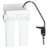 Фильтр 2 ступени (белый, механический, уголь)